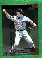 1999 Finest #82 Cal Ripken - NM-MT