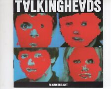CD TALKING HEADS	remain in light	EX+ GERMANY ( A2384)