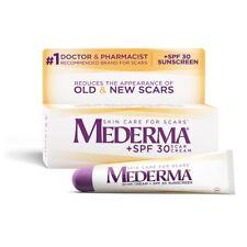 Mederma Scar Cream Plus SPF 30 - Reduces the Appearance of Old & New Scars Wh...