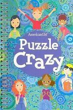 Puzzle Crazy - Acceptable - Walton, Rick - Spiral-bound