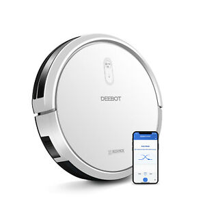 ECOVACS DEEBOT N79T Robot Vacuum Cleaner for Hard Floors & Carpets App Controls