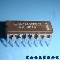5pcs MC14020BCL Encapsulation:CDIP NEW