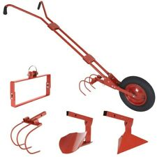 OSE Wheel Hoe, Cultivator, Plow, and Furrower