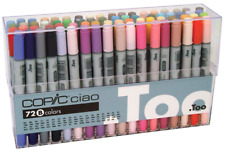 Copic Ciao 72 Colors set B manga comic anime Artist Markers JAPAN import F/S NEW