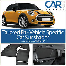 BMW Mini 3dr 14> F56 CAR WINDOW SUN SHADE BABY SEAT CHILD BOOSTER BLIND UV