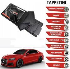 3D TAPPETI TAPPETINI GOMMA per Audi A5 Sportback 2009-2016