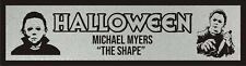 Halloween Michael Myers nameplate for signed autographed photo or other item