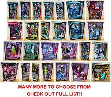 More details for new/unopened monster high dolls large range selection  ** take your pick **
