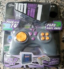 101 Video GAMES IN 1 NEW Plug In Into TV All In One Game System Play Right Away