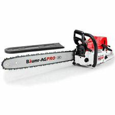 BAUMR-AG CHNSAWBMRC9X2 Petrol Commercial 24 Bar E-Start Top Handle Chainsaw