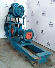 Allweiler Ag Sep501 A14 P01 Progressive Cavity Pump With 18 Kw Motor