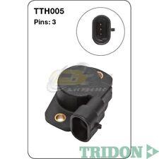 TRIDON TPS SENSORS FOR Fiat Punto 01/99-1.2L (176B4) SOHC 8V Petrol