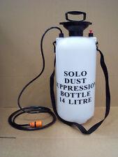 Solo Dust Supression 14L Water Bottle, Economical High Quality, Pump, Hose,