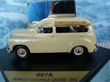 1/43 Vitesse (Portugal) Renault colorale savane 1950