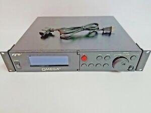 FFV Omega HD Fast Forward Dual Channel HD Digital Recorder VDR