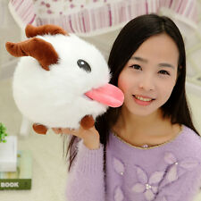 "Cute 9.9"" League of Legends LOL Limited Poro Plush Stuffed Toy Doll With a Gift"