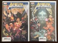 Avengers: No Road Home #1 - #10 Complete Set (2019) NM (9.4)