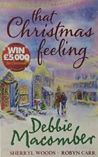 That Christmas Feeling by Debbie Macomber Book The Cheap Fast Free Post