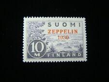Finland Scott #C1 Zeppelin Mint Never Hinged O.G. $280.00 MNH Nice!!