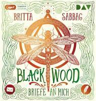 BRITTA SABBAG - BLACKWOOD-BRIEFE AN MICH  2 MP3 CD NEW