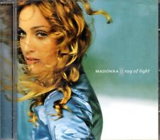 Madonna ‎– Ray Of Light  CD 1998