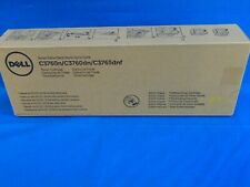 Genuine Dell Yellow Toner 3000 Pages For C3760n/dn/nf Printers V0PNK 331-8422