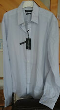 Chemise Galeries Lafayette, taille 41-42, coupe confort, pur coton