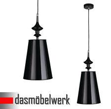 Pendelleuchte Livino Schwarz Hängelampe Lampe Retro Küchen Leuchte 40522
