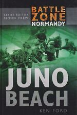 Battle Zone Normandy: Juno Beach by K. Ford (Canadian 3rd Inf. Div. in WWII)