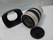 Canon 20x Image Stabilized XL 5.4-108mm L1S Flourite Video Lens XL-2 XL-1 XL-1S