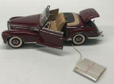 Franklin Mint Precision Models 1957 Mercedes-Benz 300 SC