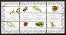 Nouvelle-Zélande 2012 Personnalisé Timbres feuillet 8 Non montés excellent état,