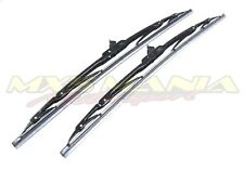 "Holden Commodore Wiper Arms & Blades (suit VT VX VY VZ CREWMAN 98-04) 20"" & 22"""