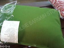 Pottery Barn Solid Outdoor chesapeake Throw sofa Pillow Lumbar Green 12x16
