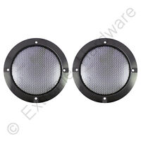 "2 x 4""/10cm Arcade Machine Game Cabinet Speaker Grill Net Cover MAME, JAMMA"