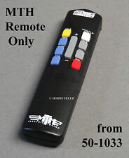 MTH RAILKING REAL TRAX DCS COMMANDER REMOTE CONTROL 50-1033-R REMOTE ONLY NEW