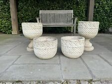 More details for stone planters - ornamental - cost £200