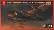 H K Models - 01E012 1/32 Avro Lancaster Bomber/Dam Buster/ Canadian  3-in-1 Kit