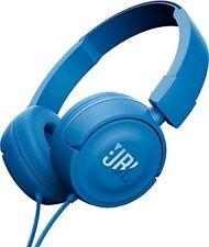 B0619268 Cuffie JBL T450blu Cuffia Padiglione Microfono Blu