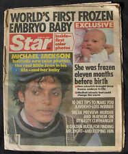 Michael Jackson Tabloïd STAR Journal Newspaper American USA Magazine 1984
