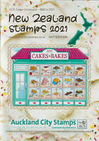 *NEW* ACS 2021 New Zealand Stamps 1855-2021 148pp Catalogue HOT OFF THE PRESS!!!