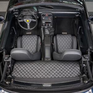 MX-5 Hutablage + Verkleidung Regenrinne , Rautenstepp Mazda MX-5 TYP NA NB