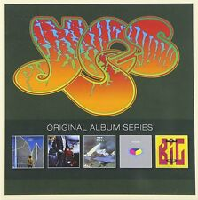 Yes ORIGINAL ALBUM SERIES Box Set 90125 Drama GOING FOR THE ONE New Sealed 5 CD