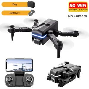 KK1 Professional RC Drone WIFI 5G Quadcopter Foldable Wide Angle Fly Helicopter