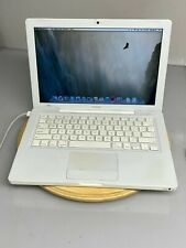 """Apple MacBook 5,2 A1181 Early 2009 Core 2 Duo 2.0GHz 13"""" 2GB RAM 500GB HDD *READ"""