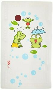 Signstek Frog Heat Sensitive Anti Slip Baby Bath Mat