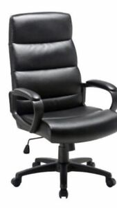 Brand New High Back Leather Executive Home Office Chair