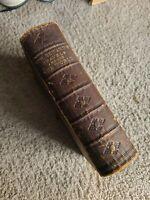 TRAVELS AROUND WORLD WILLIAM H SEWARD APPLETON & CO NEW YORK 1873 Leather 1st Ed