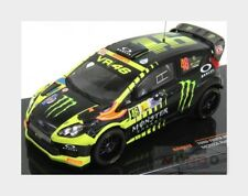 Ford Fiesta Rs Wrc Monster #46 Rally Monza 2013 Valentino Rossi IXO 1:43 RAM619