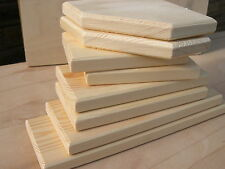Pack of 8 - Solid Pine Shelves / Corners For Degu / Chinchilla / Chipmunk / Rats
